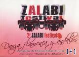 Zalabí Festival. Danza Flamenca y Andalusí