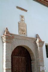 Entrada a Casa antigua de Exfiliana