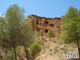 Atalaya en cueva de los Anteojos