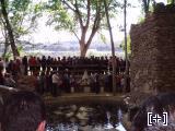 Traslado de la Virgen a la Iglesia de Exfiliana(a su paso por la Tejea)