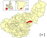 valle del zalabi termino municipal