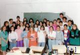 Alumnos que iniciaron el proyecto