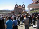Día de la romería en la ermita