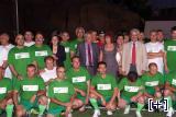 Equipo de alcaldes de la comarca