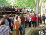 Día de la inauguración de la Tejea del Zalabí